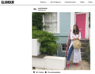 Glamour UK website http://www.glamourmagazine.co.uk/gallery/river-island-white-dress-sells-outs