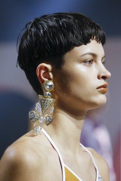 Statement Earrings - Kenzo