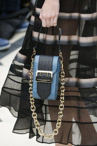 Chain bag - Burberry