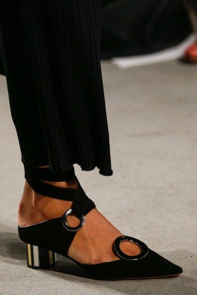 Lace up shoes - Proenza Schouler