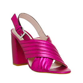Office - Americana Block Heels (£68)