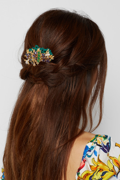 DOLCE & GABBANA HAIR CLIP - £875