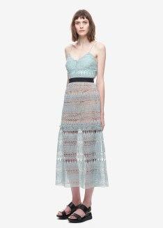 SELF PORTRAIT DRESS - £300