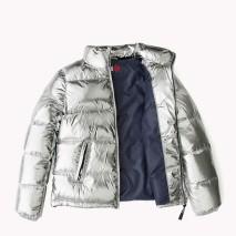 A puffer jacket | TOMMY HILFIGER - £195