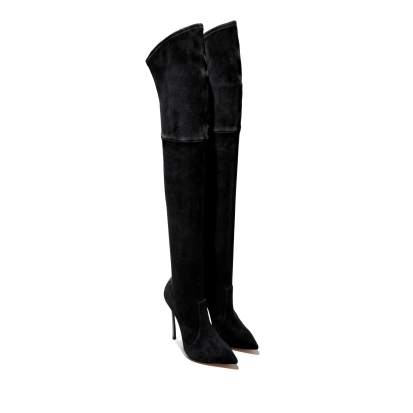 Over the knee high boots - CASADEI - £940
