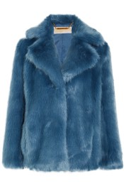 A faux fur coat | MICHAEL MICHAEL - £395