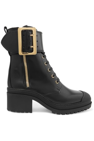 A pair of combat boots to fight the cold | BURBERRY - £695