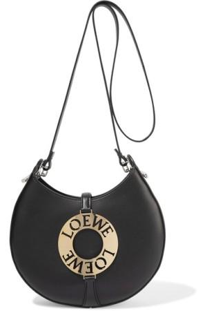 A black handbag | LOEWE - £1,325