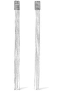 SASKIA DIEZ - Fringe silver earrings £170