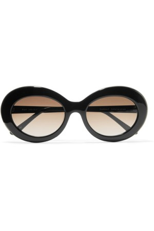 A pair of black sunglasses | SUNDAY SOMEWHERE - £175
