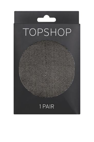 Some fishnet tights | TOPSHOP - £6,50